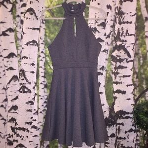 New w/Tags Alter'd State halter/keyhole Dress